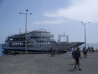 Agiarameliferry