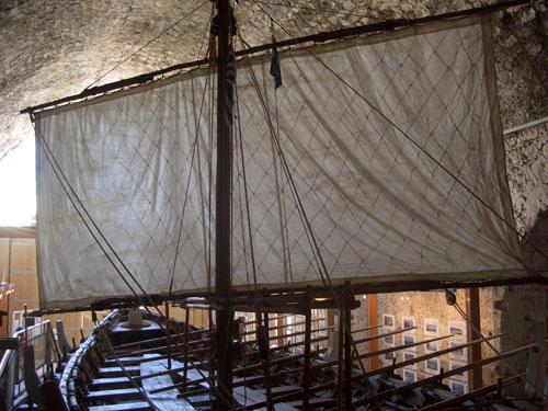 Minoan sails