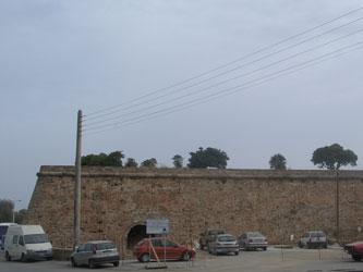 Hania's Venetian walls