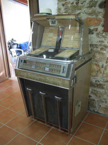 Greek jukebox