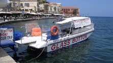 Glassbottomedboat