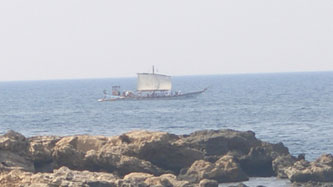 Minoan vessel