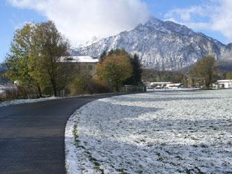 Untersbergfirstsnow